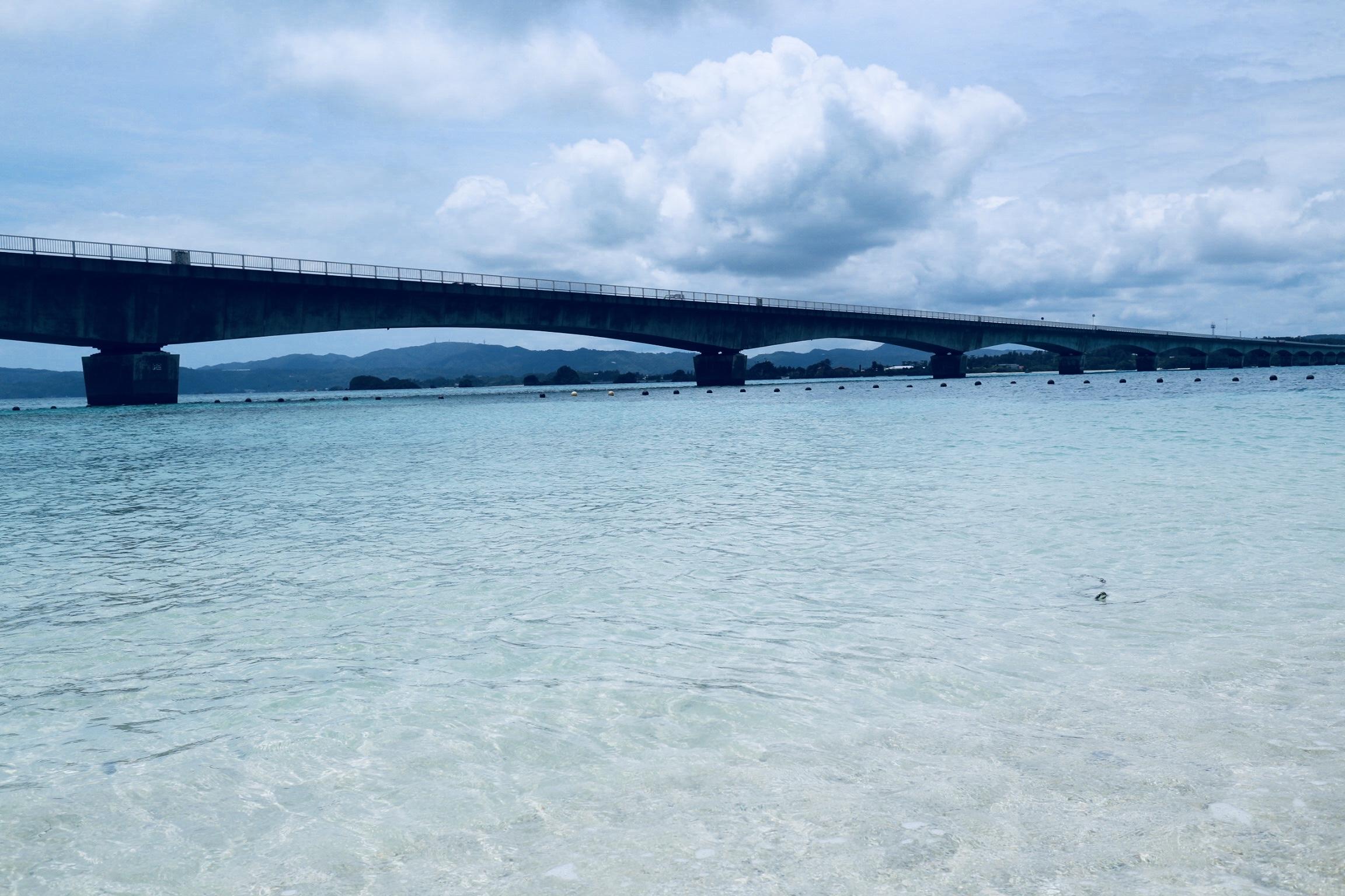 車で行ける沖縄の離島!!古宇利島へ行ってきた【場所・行き方・注意点】