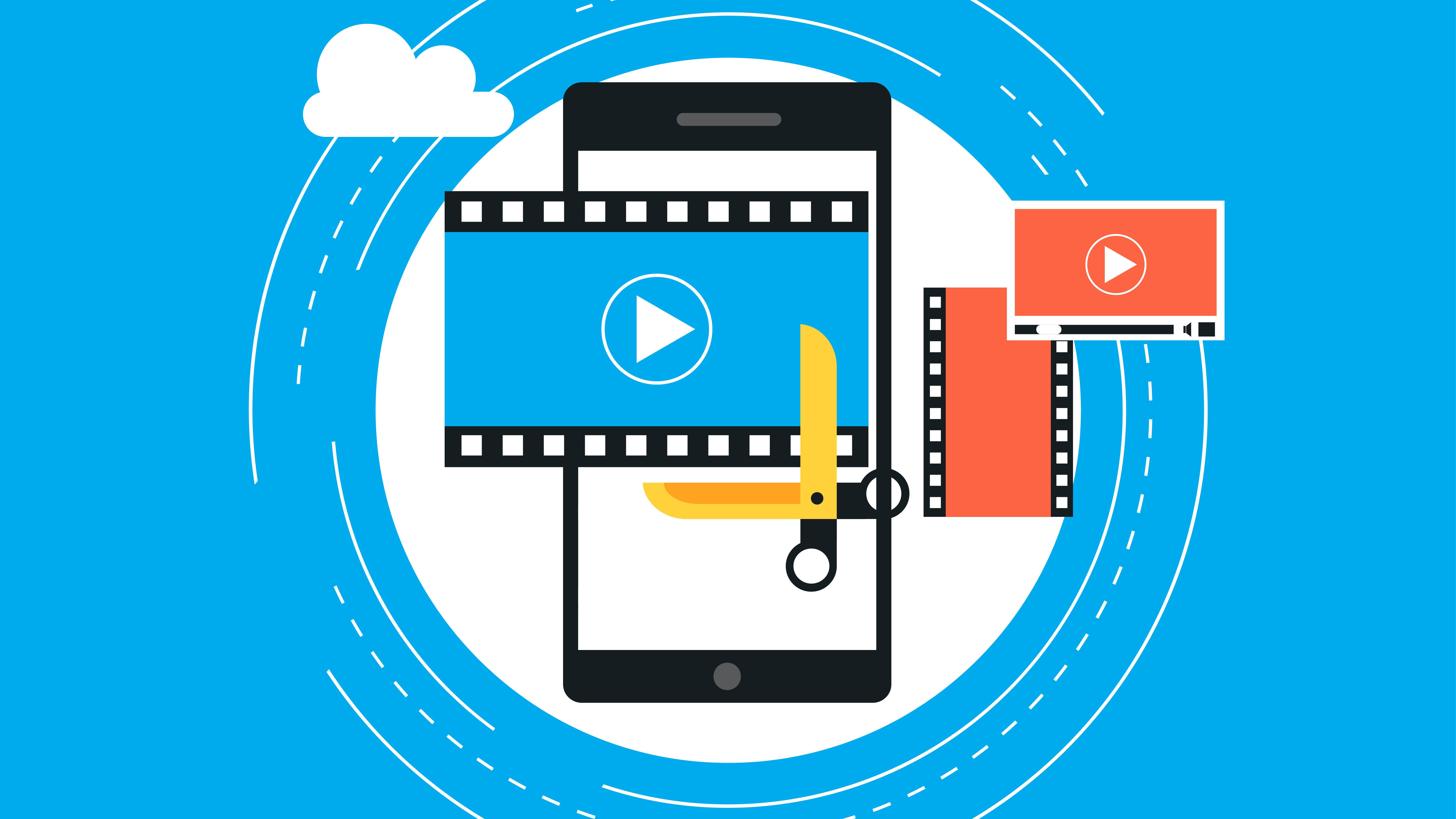【2020年版】スマホでプロ並みの動画編集ができるアプリおすすめ5選!
